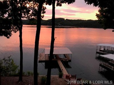 Photo for Lakefront House w/ Beautiful View and Dock – Sleeps 10