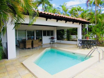 Photo for Amazing Private Villa with Beach Resort experience