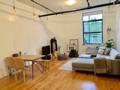 Photo for Private! Entire loft near the waterfront!