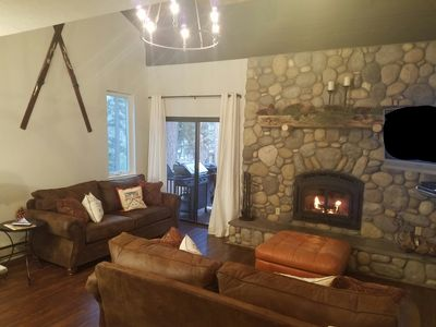 Photo for N. Lake Tahoe Vacation Rental in Incline Village, Remodeled, Centrally Located.