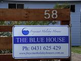 The Blue House Coles Bay - Waterfront