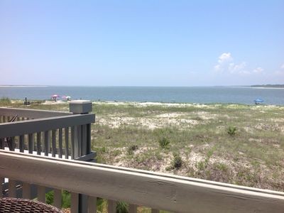 Photo for Oceanfront Villa, 2nd Floor, Private Beach, Pets Welcome