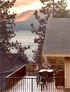 Spectacular Lake & Mountain Views with Private Beach!