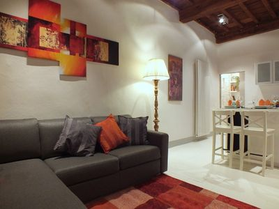 Photo for Beautiful Apartment In Santa Croce Area, Few Steps From Famous Spots In Florence