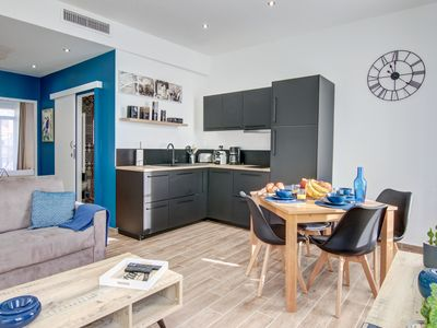 Photo for 1BR Apartment Vacation Rental in Cannes, Alpes mar��timos