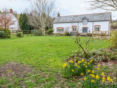 Photo for THE OLD STABLES, pet friendly, with open fire in Exford, Ref 948370