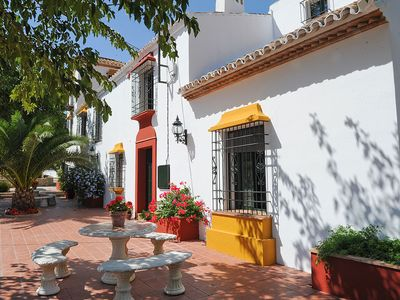 Photo for 4 bedroom Villa, sleeps 6 in Montecorto with Pool and WiFi
