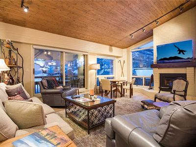 Photo for Newly Remodeled Condo - Luxury condo with stunning mountain views!