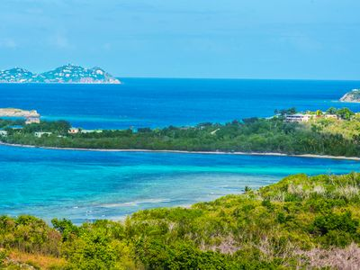 Photo for Amazing  Views of Lindquist Beach, St. John & BVI@Point Pleasant