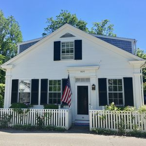 Photo for New Listing! Historic Renovated Captain's Cottage