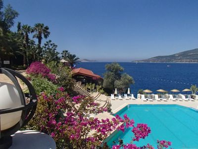 Photo for Luxury Villa on seaside estate with Hotel, Pools, Spa, Tennis & Watersports