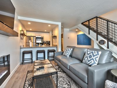 Photo for Newly Remodeled. Historic Old Town Park City. Located on FREE Park City Shuttle route