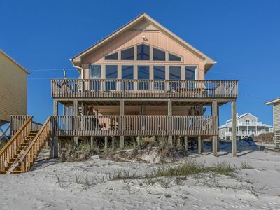 Photo for Harmany Fort Morgan Gulf Front Vacation House Rental - Meyer Vacation Rentals