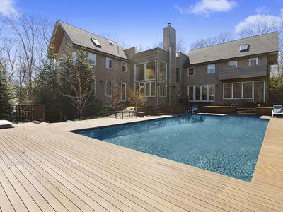Photo for Spacious Summer Rental with Pool and Hot Tub