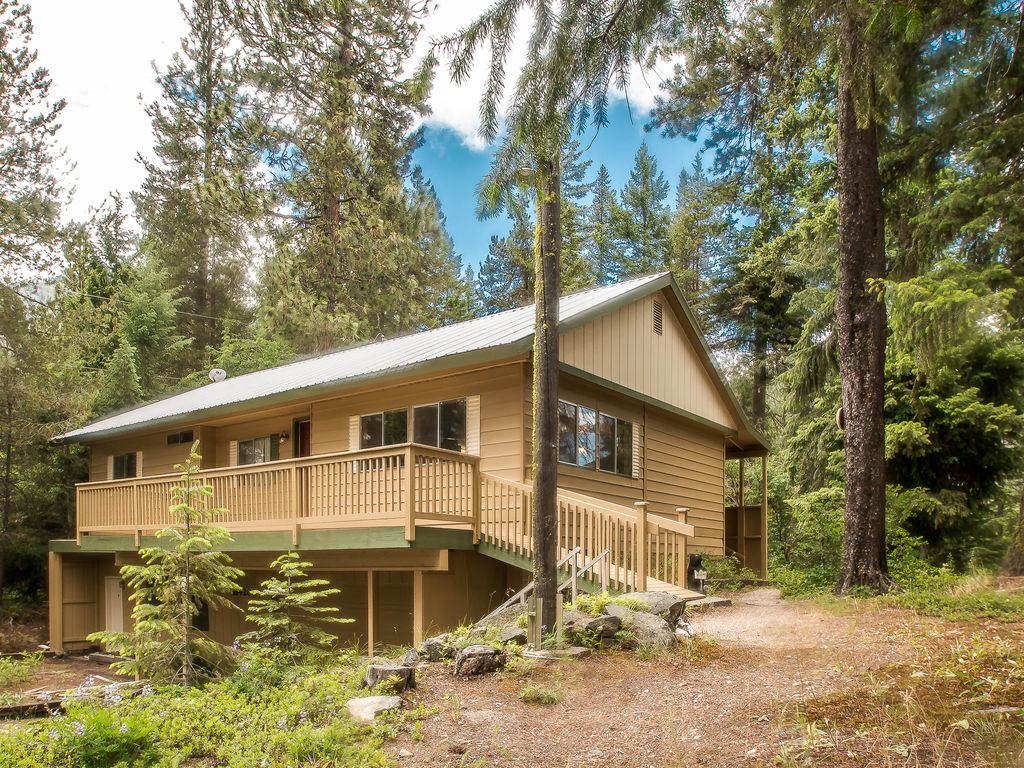 Exceptionnel APRIL SPECIALS HEAVENLY LAKE HAVEN Views Of Lake Wenatchee,HotTub/WIFI