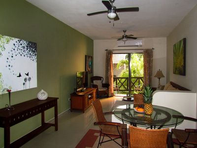 Photo for Cozy One Bedroom Luxury Condo Very Close To Beach