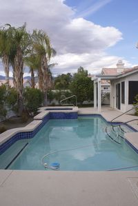 Photo for Palm Desert Pool Home Sleeps 8 (Minimum 28 day stay)