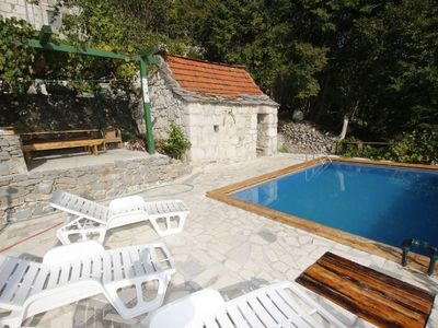 Photo for Holiday house Mario   - Gata, Riviera Omis, Croatia