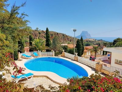 Photo for Vacation home Villa Maryvilla  in Calpe/ Calp, Costa Blanca - 8 persons, 4 bedrooms