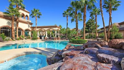 Photo for Tahiti Village Bora, Bora in Las Vegas 1 BR Suite, Sleeps 4 SATURDAY Check-In