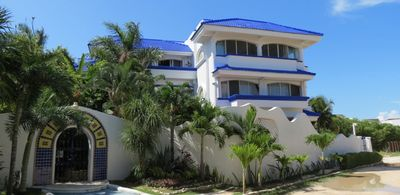Photo for Spectacular 3rd floor Penthouse in Gated Community just Steps from the Beach