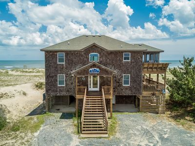 Photo for C9001 Beyond The White Breakers. 4x4, Oceanfront, Pool, Pet Friendly...