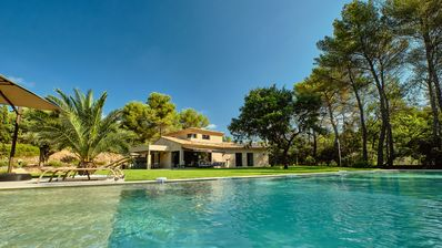 Photo for Beautiful Opio New Villa, close to golf courses, French Rivieira