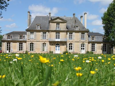 Photo for Château Les Rosiers of the cottage