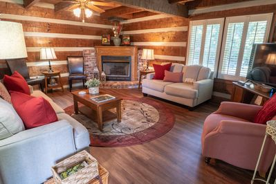 Nashville is the destination but the Rustic Retreat will enhance the Journey!