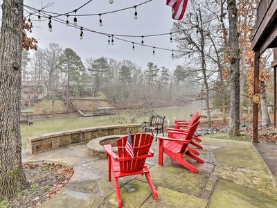 Photo for Home w/Dock-16 Miles to Hot Springs National Park!