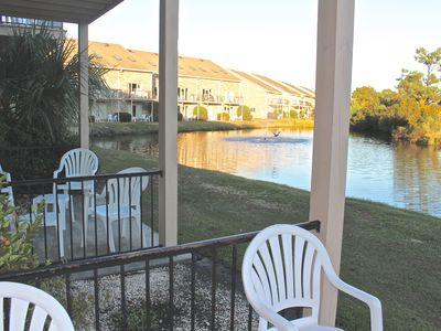 Photo for Ground floor condo just 1.3 miles to Family Friendly Surfside Beach!-229-H1