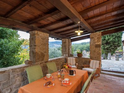 Photo for 1BR Chateau / Country House Vacation Rental in PRATOVECCHIO