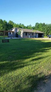 Photo for 3 bedroom/1.5 Bath Quiet Up North Retreat