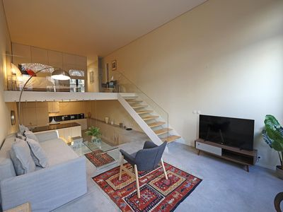 Photo for Spacious Porto Heritage Downtown I apartment in Sé with WiFi.