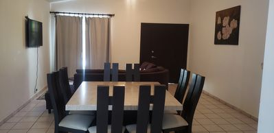 Photo for 3 bedroom home. Walking distance to EL Malecon.
