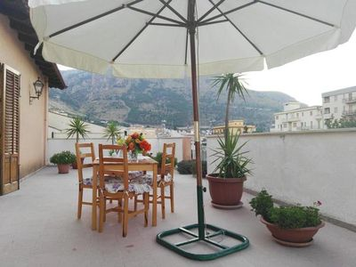 Photo for Holiday apartment Castellammare del Golfo for 2 - 8 persons with 3 bedrooms - Holiday house