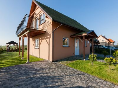 Photo for Three-Bedroom House Muschel V with balcony