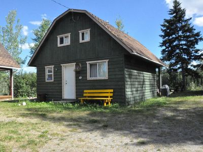 Photo for Ruth Lake Lodge Resort - Fir (Green Cottage)