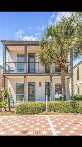 Photo for Walk to the Beach. Lakefront Views. Pool, Prime Location! 🌴☀️
