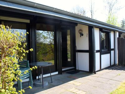 Photo for Ronshausen house for 2 people with 1 bedroom - Holiday home