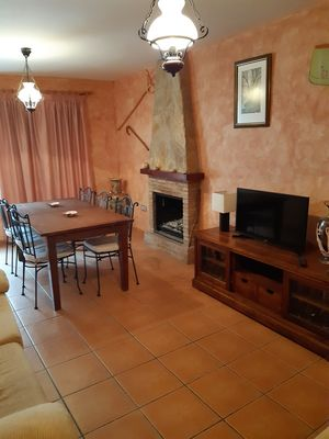 Photo for 5BR House Vacation Rental in Villanueva de Alcolea