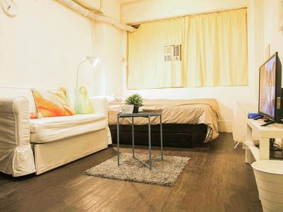 Photo for Sheung wan / central cozy studio B 30 sec to MTR