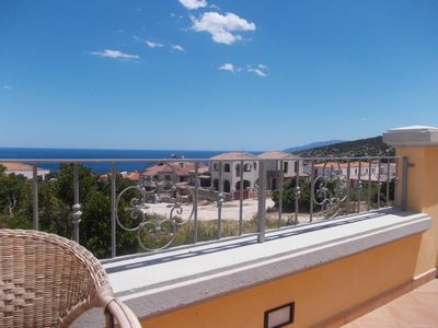 Photo for GREAT OFFER !! APARTMENT WITH A BEAUTIFUL SEAVIEW !!!(TOWELS AND LINEN INCLUDED)