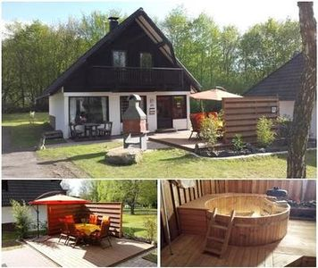 Photo for Holiday house Frielendorf for 6 persons with 3 bedrooms - Holiday house