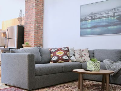 Photo for Spacious 4BR Apartment Plateau Montreal