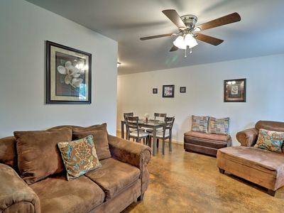 Photo for NEW! Cozy Apt- Walk to Downtown Conway/Near Lakes!