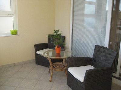 Photo for Studio flat with terrace and sea view Hvar