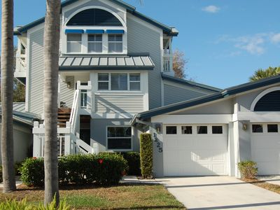 Photo for 1225 Gulf and Bay Bayside-close to pool with a private beach!