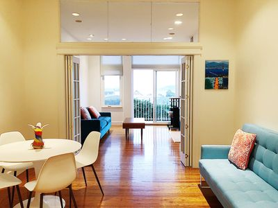 Photo for 2BR Apartment Vacation Rental in SF, California