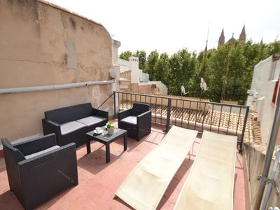 Photo for DUOMO 3. Apartment in the Palma's Old Town, next to the Cathedral